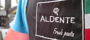 Η Al Dente Fresh Pasta είναι η πρώτη εταιρεία που εδώ και τρία χρόνια έχει φέρει στην Ελλάδα την ιδέα της παραδοσιακής ιταλικής πάστας στην αυθεντική της μορφή