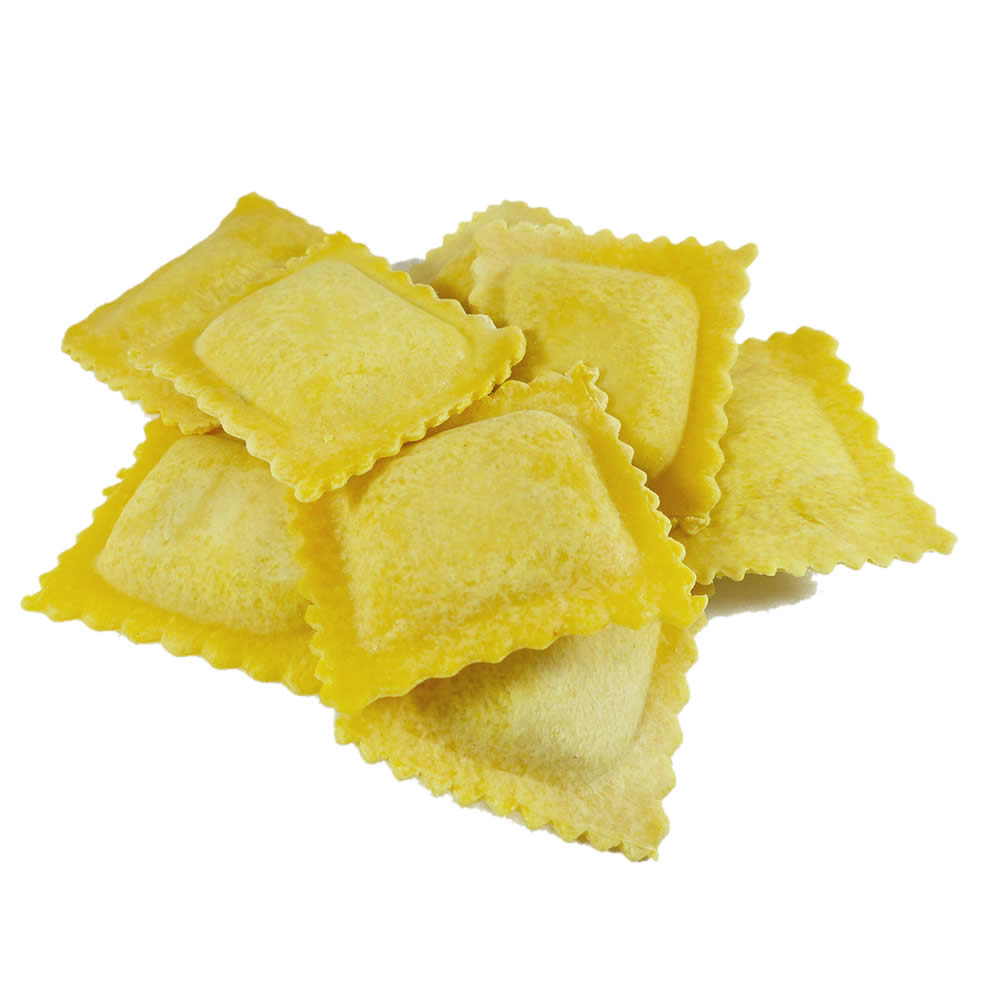 ravioli με σολομό, φρέσκα ζυμαρικά