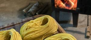Spaghetti aglio oglio e peperoncino